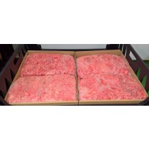 Dog Food Frozen Chicken Mince 6x 4kg bags 24kg box. BARF RAW DIET delivered