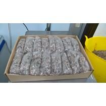 Frozen Minced Green Tripe 20x500g bags/blocks 10KG (22lbs) for dogs BARF / RAW