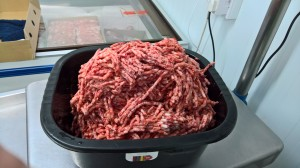 Dog Food Frozen BEEF (OX) HEART & CHICKEN MINCE. BARF RAW DIET 46x500g 23kg